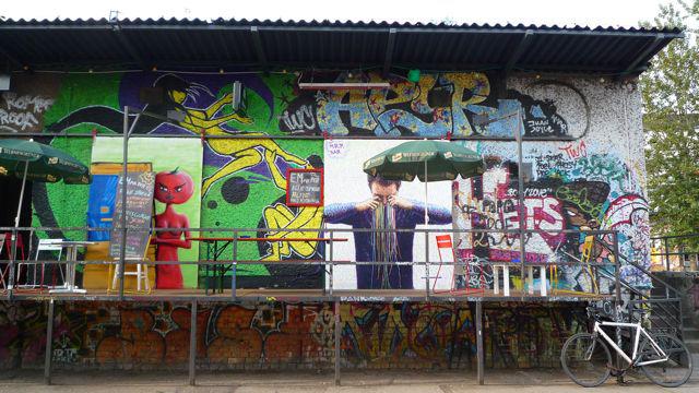 Berlin, 2012 © Kathleen MacQueen.