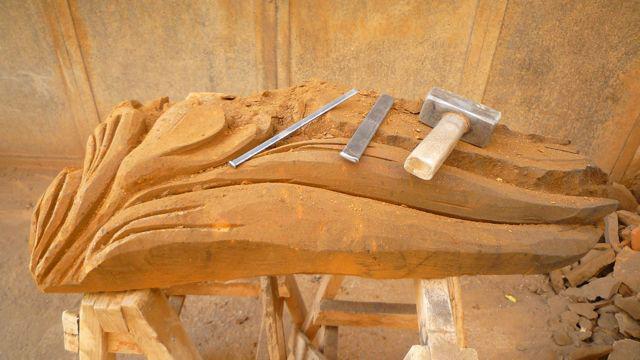 Woodworker's tools, Yerevan, Armenia, 2012 © Kathleen MacQueen.